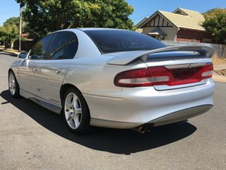 1998 Holden Special Vehicles ClubSport VT Silver 4 Speed Automatic Sedan
