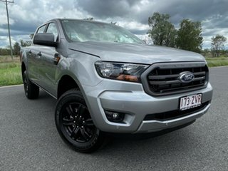 2020 Ford Ranger PX MkIII 2020.25MY XLS Aluminium 6 Speed Sports Automatic Double Cab Pick Up.