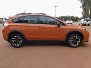 2016 Subaru XV MY17 2.0I Orange 6 Speed Manual Wagon