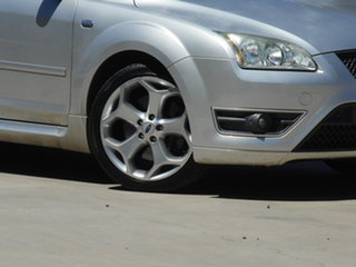 2006 Ford Focus LS XR5 Turbo Silver 6 Speed Manual Hatchback.