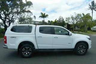 2019 Holden Colorado RG MY19 LTZ Pickup Crew Cab White 6 Speed Sports Automatic Utility.