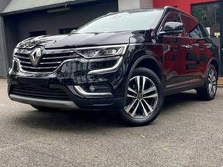 2017 Renault Koleos HZG Intens X-tronic Metallic Black 1 Speed Constant Variable Wagon.