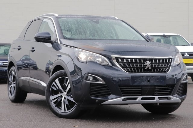 Used Peugeot 3008 P84 MY19 Allure SUV Windsor, 2019 Peugeot 3008 P84 MY19 Allure SUV Grey 6 Speed Sports Automatic Hatchback