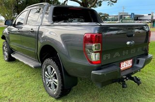 2020 Ford Ranger PX MkIII 2021.25MY Wildtrak Grey 10 Speed Sports Automatic Double Cab Pick Up