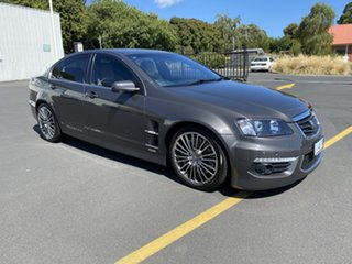 2010 Holden Special Vehicles Senator E Series 3 Signature Grey 6 Speed Manual Sedan