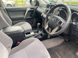 2010 Toyota Landcruiser Prado KDJ150R GXL Magnetic Grey 5 Speed Sports Automatic Wagon