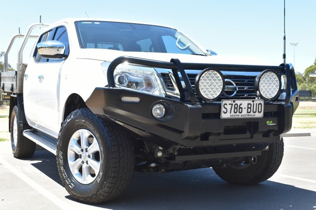 Used Nissan Navara D23 S2 ST St Marys, 2017 Nissan Navara D23 S2 ST White 7 Speed Sports Automatic Utility