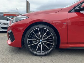2020 BMW 218i F44 M Sport Gran Coupe Melbourne Red 7 Speed Auto Dual Clutch Coupe.