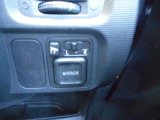 2007 Honda Jazz GD VTi Black 7 Speed Constant Variable Hatchback