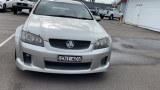 2008 Holden Commodore VE SS Silver 6 Speed Sports Automatic Sedan.