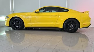 2018 Ford Mustang FN 2018MY GT Fastback SelectShift Yellow 10 Speed Sports Automatic Fastback