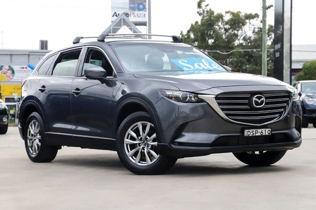 Used Mazda CX-9 TC Touring SKYACTIV-Drive i-ACTIV AWD Kirrawee, 2017 Mazda CX-9 TC Touring SKYACTIV-Drive i-ACTIV AWD Grey 6 Speed Sports Automatic Wagon
