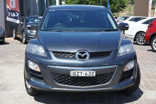 2011 Mazda CX-7 ER10L2 Classic Activematic Grey 5 Speed Sports Automatic Wagon.