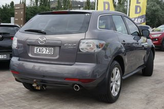 2010 Mazda CX-7 ER10A2 Sports Grey 6 Speed Manual Wagon