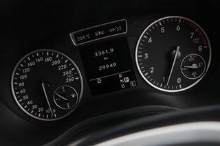2012 Mercedes-Benz B-Class W246 B180 BlueEFFICIENCY DCT Mountain Grey 7 Speed