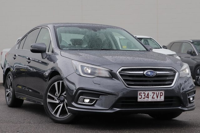 Used Subaru Liberty B6 MY19 2.5i CVT AWD Premium Windsor, 2019 Subaru Liberty B6 MY19 2.5i CVT AWD Premium Grey 6 Speed Constant Variable Sedan