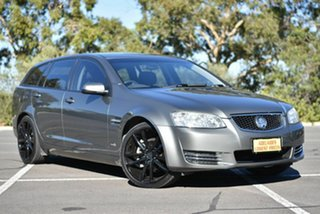 2012 Holden Commodore VE II MY12 Omega Sportwagon Grey 6 Speed Automatic Wagon.