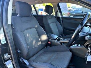 2012 Holden Commodore VE II MY12 SS Sportwagon Black 6 Speed Sports Automatic Wagon