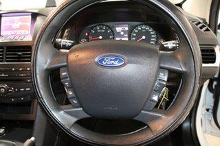 2013 Ford Falcon FG MK2 (LPG) White 6 Speed Automatic Utility