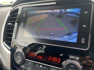 2020 Mitsubishi Triton MR MY21 GLS Double Cab White Diamond 6 Speed Sports Automatic Utility