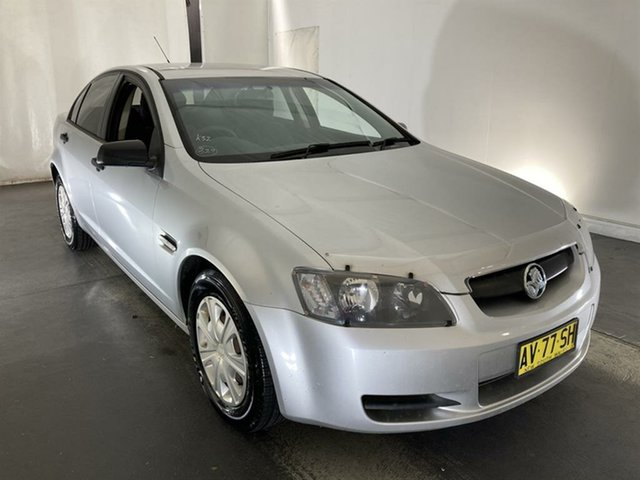 Used Holden Commodore VE MY09 Omega Maryville, 2008 Holden Commodore VE MY09 Omega Silver 4 Speed Automatic Sedan