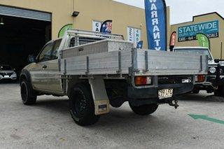 2008 Mazda BT-50 08 Upgrade B3000 SDX (4x4) Silver 5 Speed Manual Dual Cab Pick-up