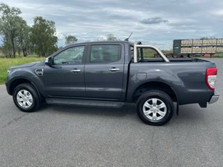 2020 Ford Ranger PX MkIII 2020.75MY XLT Meteor Grey 6 Speed Sports Automatic Double Cab Pick Up
