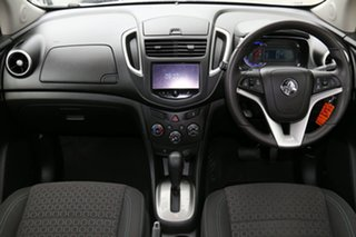 2015 Holden Trax TJ MY16 LS Silver 6 Speed Automatic Wagon