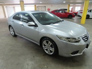 2012 Honda Accord Euro LUX NAVI Silver Automatic Sedan.