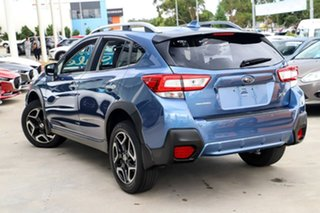 2017 Subaru XV G5X MY18 2.0i-S Lineartronic AWD Blue 7 Speed Constant Variable Wagon.