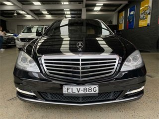 2010 Mercedes-Benz S-Class W221 S350 Black Automatic Sedan