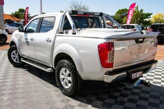 2017 Nissan Navara D23 S2 ST Silver 7 Speed Sports Automatic Utility.