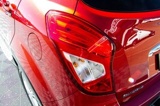 2015 Ssangyong Korando C200 MY15 SX Red 6 Speed Automatic Wagon