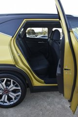 2020 Kia Seltos SP2 MY21 GT-Line DCT AWD Starbright Yellow 7 Speed Sports Automatic Dual Clutch