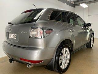 2009 Mazda CX-7 ER MY10 Diesel Sports (4x4) Grey 6 Speed Manual Wagon.