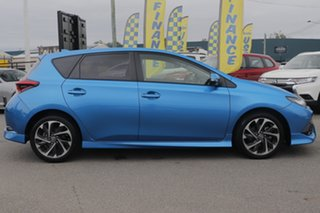 2016 Toyota Corolla ZRE182R SX S-CVT Blue Gem 7 Speed Constant Variable Hatchback