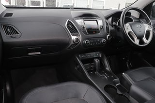 2013 Hyundai ix35 LM2 SE AWD Black 6 Speed Sports Automatic Wagon