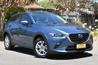2019 Mazda CX-3 DK2WSA Maxx SKYACTIV-Drive FWD Sport Blue 6 Speed Sports Automatic Wagon.