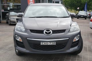 2010 Mazda CX-7 ER10A2 Sports Grey 6 Speed Manual Wagon.