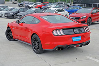 2018 Ford Mustang FN 2018MY GT Fastback SelectShift Race Red 10 Speed Sports Automatic Fastback.