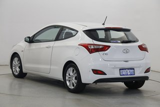 2013 Hyundai i30 GD SE Coupe Creamy White 6 Speed Sports Automatic Hatchback