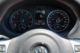 2012 Volkswagen Polo 6R MY13 GTI DSG White 7 Speed Sports Automatic Dual Clutch Hatchback