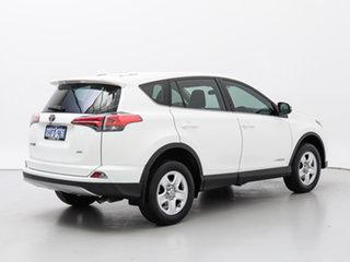 2017 Toyota RAV4 ALA49R MY18 GX (4x4) White 6 Speed Automatic Wagon