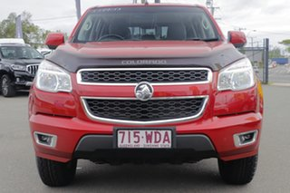 2015 Holden Colorado RG MY16 LS-X Crew Cab Sizzle 6 Speed Sports Automatic Utility