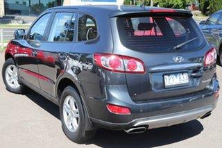 2011 Hyundai Santa Fe CM MY12 Highlander Grey 6 Speed Sports Automatic Wagon.