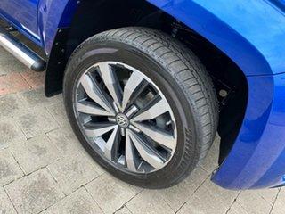 2018 Volkswagen Amarok TDI580 - Ultimate Blue Automatic Dual Cab Utility