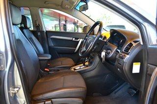 2011 Holden Captiva CG Series II 7 AWD CX Grey 6 Speed Sports Automatic Wagon.