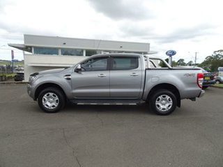 2015 Ford Ranger PX MkII XLT Double Cab Aluminium 6 Speed Manual Utility