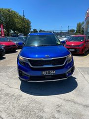 2020 Kia Seltos SP2 MY21 Sport+ 2WD Neptune Blue 1 Speed Constant Variable Wagon