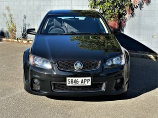 2012 Holden Commodore VE II MY12 SS Sportwagon Black 6 Speed Sports Automatic Wagon